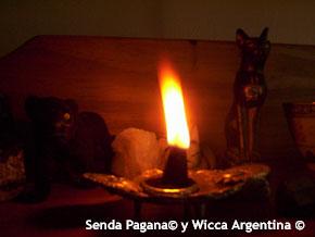 WICCA, YULE, Sabbat de Yule y Ritual de Yule, Ritual Equinoccio de Invierno, Sabbat equinoccio de Invierno