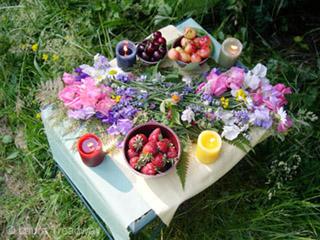 Litha Ritual Ritual y Sabbat de Midsummer